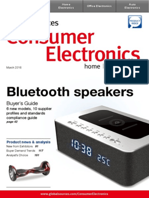 Consumer_Electronics pdf | Digital Video Recorder | Television