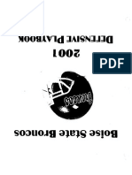 2001 Boise State Defense