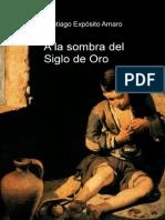 Exposito Amaro Santiago - A La Sombra Del Siglo de Oro