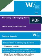 Global Business Slides