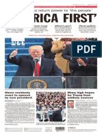 Asbury Park Press, Saturday, Jan. 21, 2017