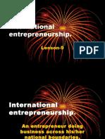 International Entrepreneurship -9.