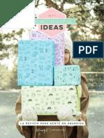 Revista Mr Wonderful Ideas Numero 1