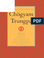 Chogyam Trungpa The Collected Works of Chogyam Trungpa, Volume 5 Crazy Wisdom-Illusions Game-The Life of Marpa the Translator excerpts-The Rain of Wisdom ... of Mahamudra excerpts-Selected Writings.pdf
