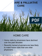 K6 - Home Care & Paliative Care