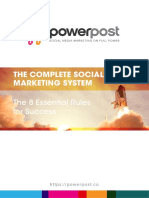 The Complete Social Media Marketing System