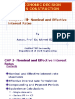 CE533 Chp3 Nominal Rate