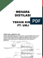 M.distilasi