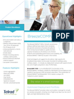 BreezeCOMPACT1000 Datasheet Letter Copy