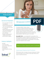 BreezeCOMPACT2000 Datasheet Letter