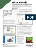 Mathcad - Excel [Eng]