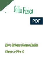 Manual Fizica Clasa a 6