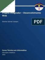 PI Desenvolvimento Web 2016.1