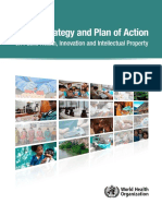 Global Strategy Plan Action