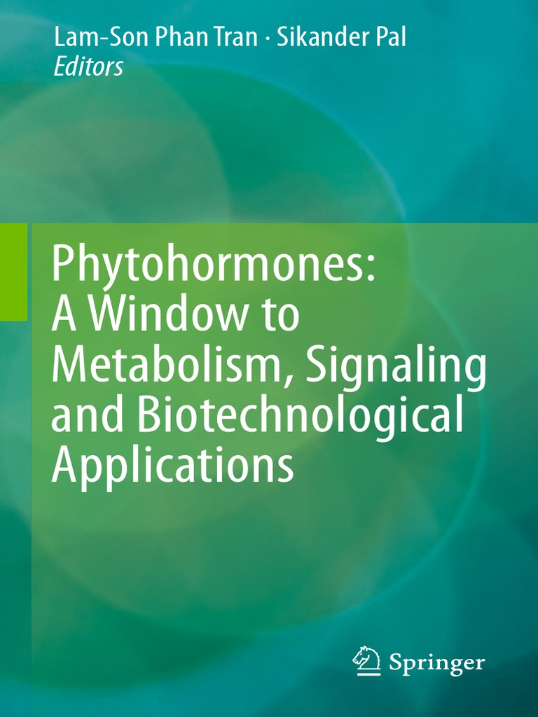 phytohormones a window to metabolism signaling and