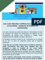 Nota de Prensa Luis Leon Sanchez (25!06!10)