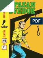 ZS 258 Tex Willer - Opasan Svedok