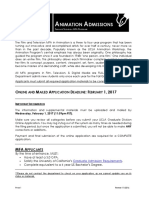 FTV ANIM Instructions PDF
