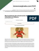 Breve Historia de La Ilustración de Libros Infantiles en México _ Reflexiones Marginales
