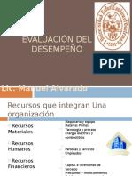 Evaluación Del Desempeño 2015