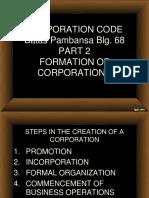 23 Corporation Code Part 2