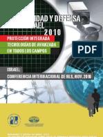 Revista Seguridad y Defensa en Israel 2010