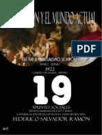 La Religión y el Mundo Actual  de Federico Salvador Ramón – 19 – ¡Fiat, Fiat! El espiritualismo se impone