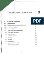 9-Plantas de La Edificacion