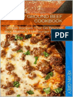 The Easy Ground Beef Cookbook_ - Unknown
