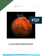 La Colonización de Marte.docx