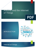 Arduino and the Internet of Things