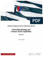 CNAS Third Offset Strategy and Chinese A2 AD Capabilities FINAL
