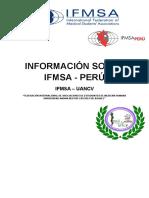 Ifmsa Informacion