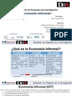 Economía Informal Final