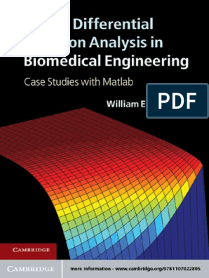 William E  Schiesser-Partial Differential Equation Analysis