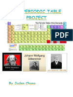 The Periodic Table Project