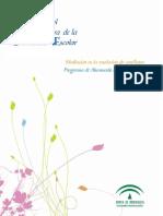Mediación en La Resolución de Conflictos - Junta de Andalucia