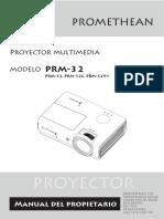 Proyector Multimedia