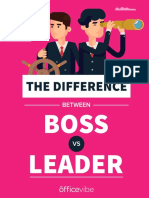 Boss vs Leader Guide