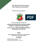 Unidad Educativa Fiscal (Emprendimiento)