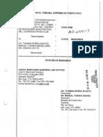 Demanda ASPRO/CYBERNEWS/CPI/OPC