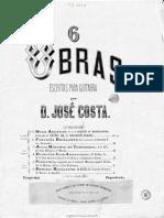 Julia - rêverie brillante compuesta para guitarra por D. José Costa (1872)