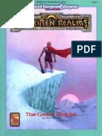 Forgotten Realms - The Great Glacier