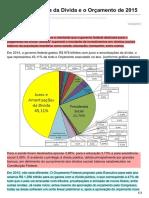 A Lógica Perversa Da Dívida e o Orçamento de 2015