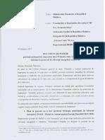 Scrisoare Min Fin ref. proiect termoizolare blocuri