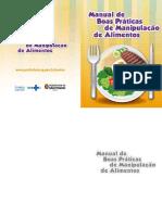 Cartilha Manual de Boas Praticas Maipulacao Alimentos Final