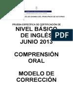 ING Basico ComprensionOral JUN2013 Corrector