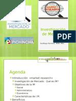 Investigacion de Mercados - Clases