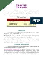 Geografia - Aula 16 - Indústria brasileira