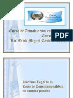 Actualizacion Derecho Constitucional CC Erick Castillo